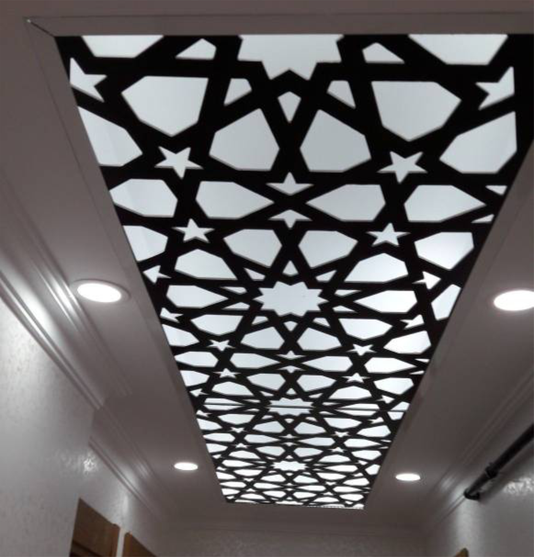 BuildDirect Africa Laser Cut Ceilings