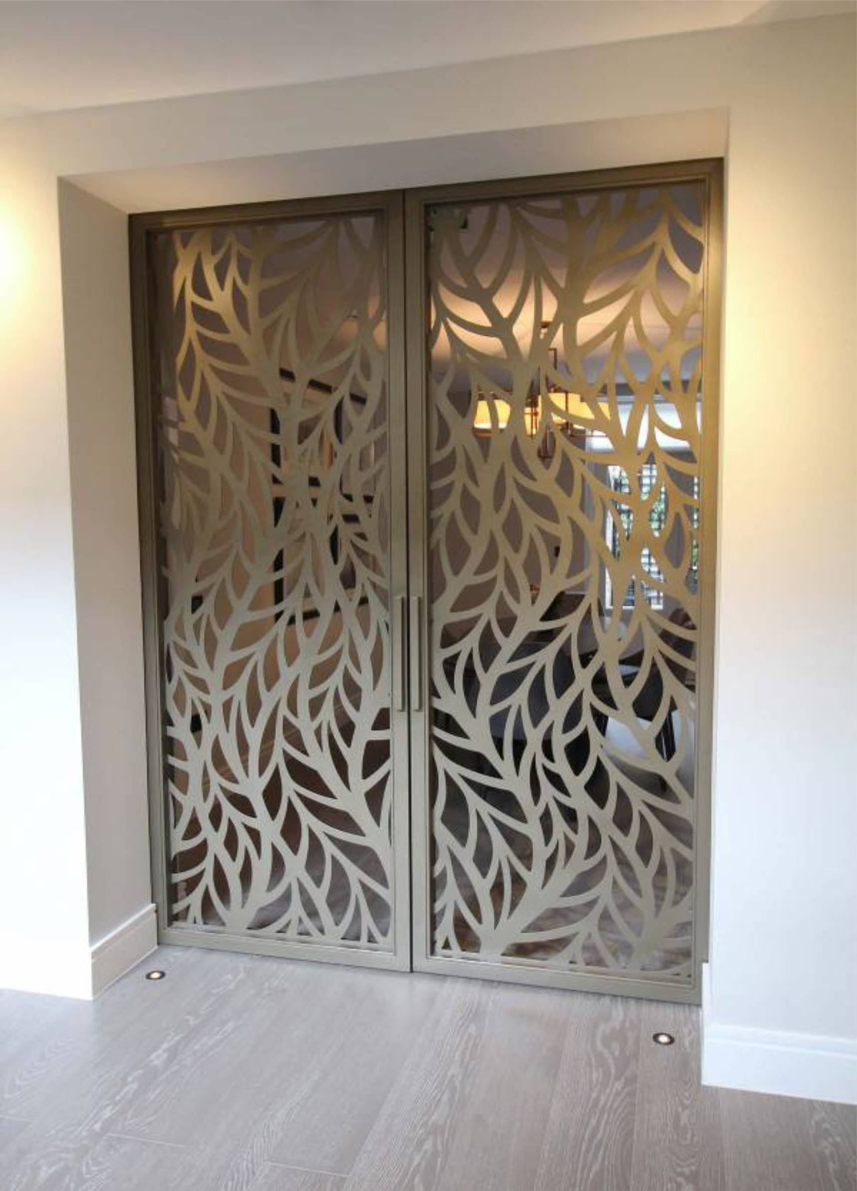 BuildDirect Africa Laser Cut Steel Doors